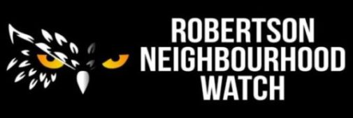 Robertson Neighbourhood Watch